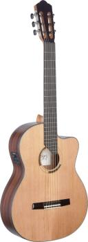 Eresma series, E/A Classical guitar cutaway with solid cedar top (AN-ERE-CFI S)