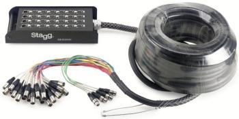 S-Series Stagebox - 24x XLR F Inputs/ 4x XLR M Outputs (ST-SSB-30/24X4XH)