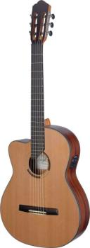 Eresma series, E/A Classical guitar cutaway with solid cedar top (AN-ERE-CFI S LH)