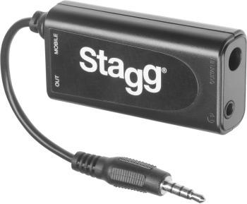 Guitar/ Bass to iPhone/ iPad adaptor (ST-GB2IP 10)