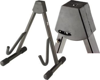 Foldable A-frame stand for electric or bass guitar (ST-SG-A109BK)