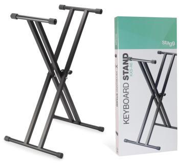 "Dual ""X"" keyboard stand (ST-KXS-A6)"