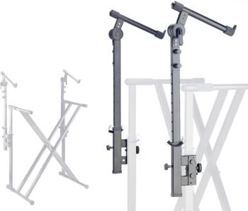 2 Steel extension brackets for KXS-A12 keyboard stand (ST-KXS-A12EXT)