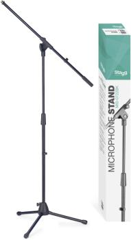 Economy Microphone Boom Stand (ST-MIS-0722BK)