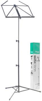 Standard, Lyra collapsible music stand - 3 section (ST-MUS-A3 BK)