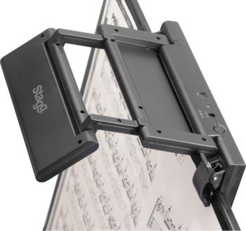 Foldable clip-on and free-standing LED lamp for music stand (ST-MUS-LED F24-1)
