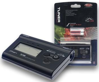 Automatic guitar and bass tuner (ST-TU-GB BK)
