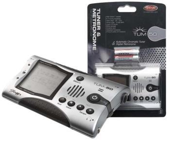 Automated Chromatic Tuner & Digital Metronome (ST-TUM-50 SL)