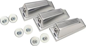 Tom lug (3pcs) with mounting screws (ST-1B-TT-HP)
