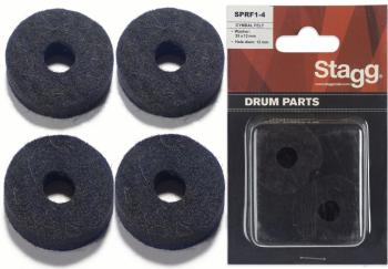 4 x felt washers for Cymbal (in blister package) (ST-SPRF1-4)