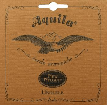 "Concert Ukulele Strings Set ""Low G"", in Nylgut (AQ-AQ-7U)"