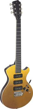 Electric guitar, Silveray series, Nash Deluxe model, with solid alder  (ST-SVY NASHDLX FSB)