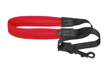 Fully-adjustable Easy saxophone strap with soft neck padding, red (ST-SAX STRAP2 RD)