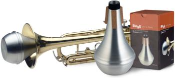 Straight mute for trumpet (ST-MTR-S3A)