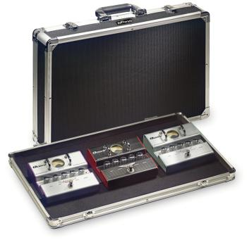 ABS case for guitar effect pedals (pedals not included) (ST-UPC-535)