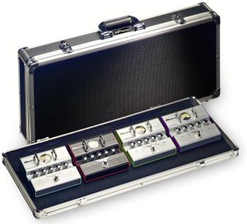ABS case for guitar effect pedals (pedals not included) (ST-UPC-688)