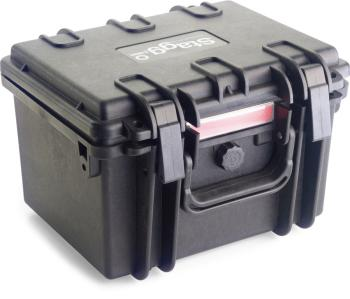 Water- and dustproof universal transport case (IP67) with pick and plu (ST-SCF-221614)