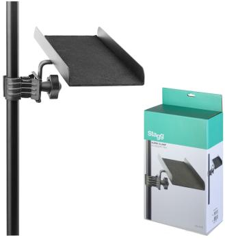Accessory tray with clamp for stand (ST-SCL-ACTR)