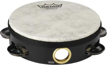 """06"""" Tambourine with 1 Row of 8 jingles - Pretuned - high pitch (RE-TA-5106-70)"""