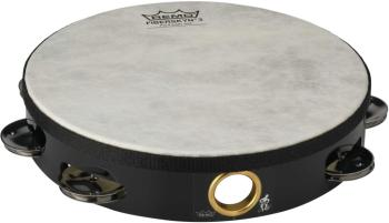 """08"""" Tambourine with 1 Row of 8 jingles - Pretuned - high pitch (RE-TA-5108-70)"""
