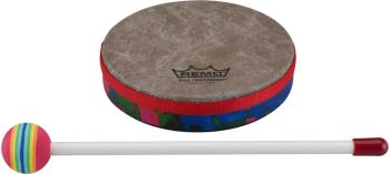 "1""x6"" Kids Hand Drum with mallet (RE-KD-0106-01)"