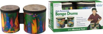 "5""/6"" Kids Bongo Set (RE-KD-5400-01)"