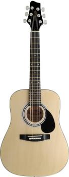 Acoustic Dreadnought Guitar with Basswood top, 1/2 model (ST-SW201 1/2 N)
