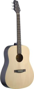 Dreadnought acoustic guitar with Linden top (ST-SA30D-N)