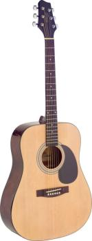 Dreadnought acoustic guitar with Spruce top (ST-SA40D-N)