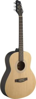 Auditorium acoustic guitar with Linden top (ST-SA30A-N)