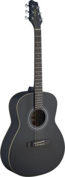 Auditorium acoustic guitar with Linden top (ST-SA30A-BK)