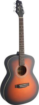 Auditorium acoustic guitar with Linden top (ST-SA30A-BS)