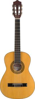 1/4 natural-coloured classical guitar with basswood top (ST-C505)
