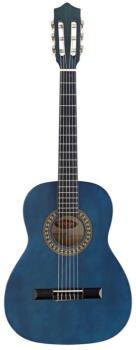 3/4 blue classical guitar with basswood top (ST-C530 BL)