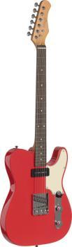 "Vintage ""T"" Series Custom electric guitar (ST-SET-CST FRD)"