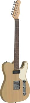 "Vintage ""T"" Series Custom electric guitar (ST-SET-CST YW)"