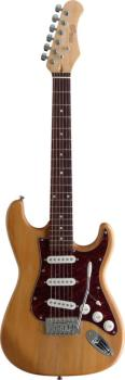 "Standard ""S"" electric guitar 3/4 model (ST-S300 3/4 NS)"
