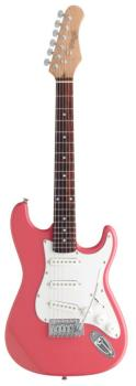 "Standard ""S"" electric guitar 3/4 model (ST-S300 3/4 PK)"