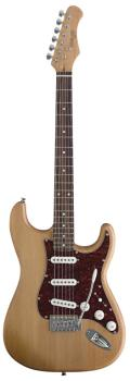 "Standard ""S"" electric guitar (ST-S300-NS)"