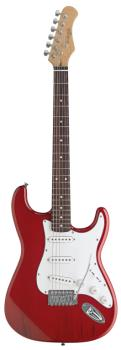"Standard ""S"" electric guitar (ST-S300-TR)"