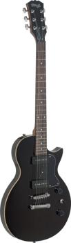 "Rock ""L"" Series, P90 electric guitar with solid alder body (ST-SEL-P90BK)"