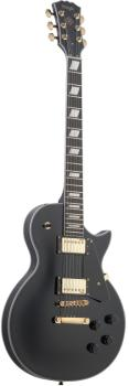 "Classic Rock ""L"" electric guitar (ST-L400-BK)"