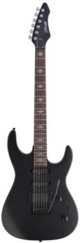 "Heavy ""ISC"" electric guitar (ST-I300-GBK)"