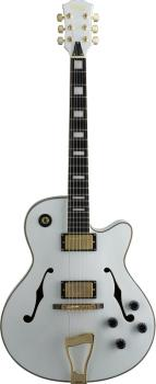 """Jazz"" electric guitar - Semi-acoustic model (ST-A300-WH)"