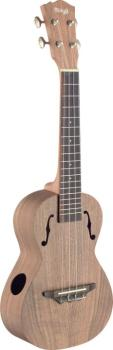 Traditional concert ukulele with solid acacia top (ST-UCX-ACA-S)