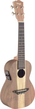 Traditional electro-acoustic concert ukulele with solid acacia top (ST-UCX-ACA-SE)