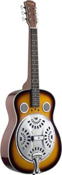 Squarenecked acoustic resonator guitar (ST-SR607 SQ-SB)
