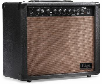 40-watt spring reverb acoustic amplifier (ST-40 AA R USA)