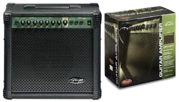 20 W RMS Guitar Amplifier with spring reverb (ST-20 GA R USA)