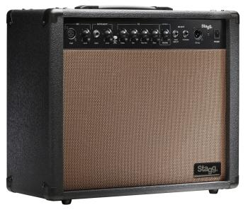 60-watt spring reverb acoustic amplifier (ST-60 AA R USA)
